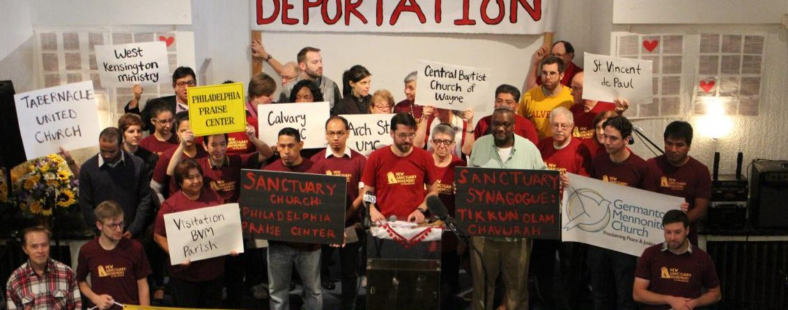 MARCHA provee recursos sobre el Movimiento Santuario para Inmigrantes
